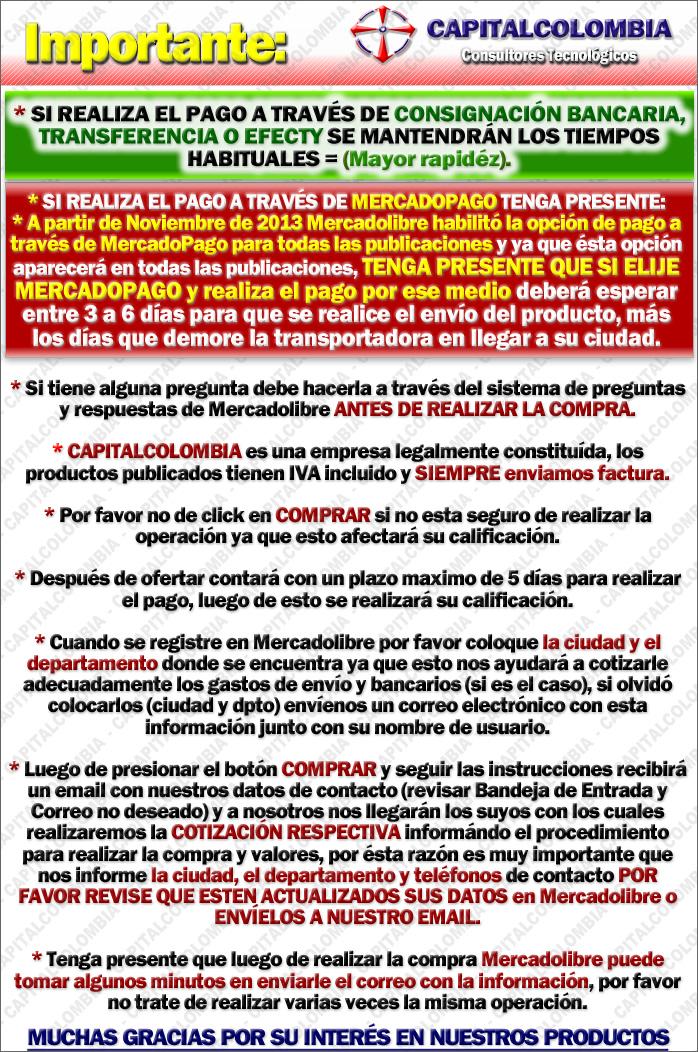 Políticas CapitalColombia